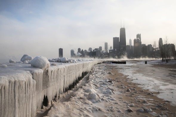 Chicago Takes a Beating as Lake Levels Surge