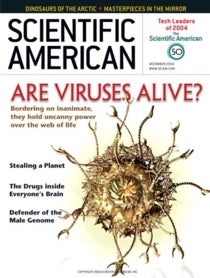 viruses are alive To most people, it seems self-evident that a virus is some kind of living creature we usually put viruses into the same mental category as bacteria — a category that we popularly call.