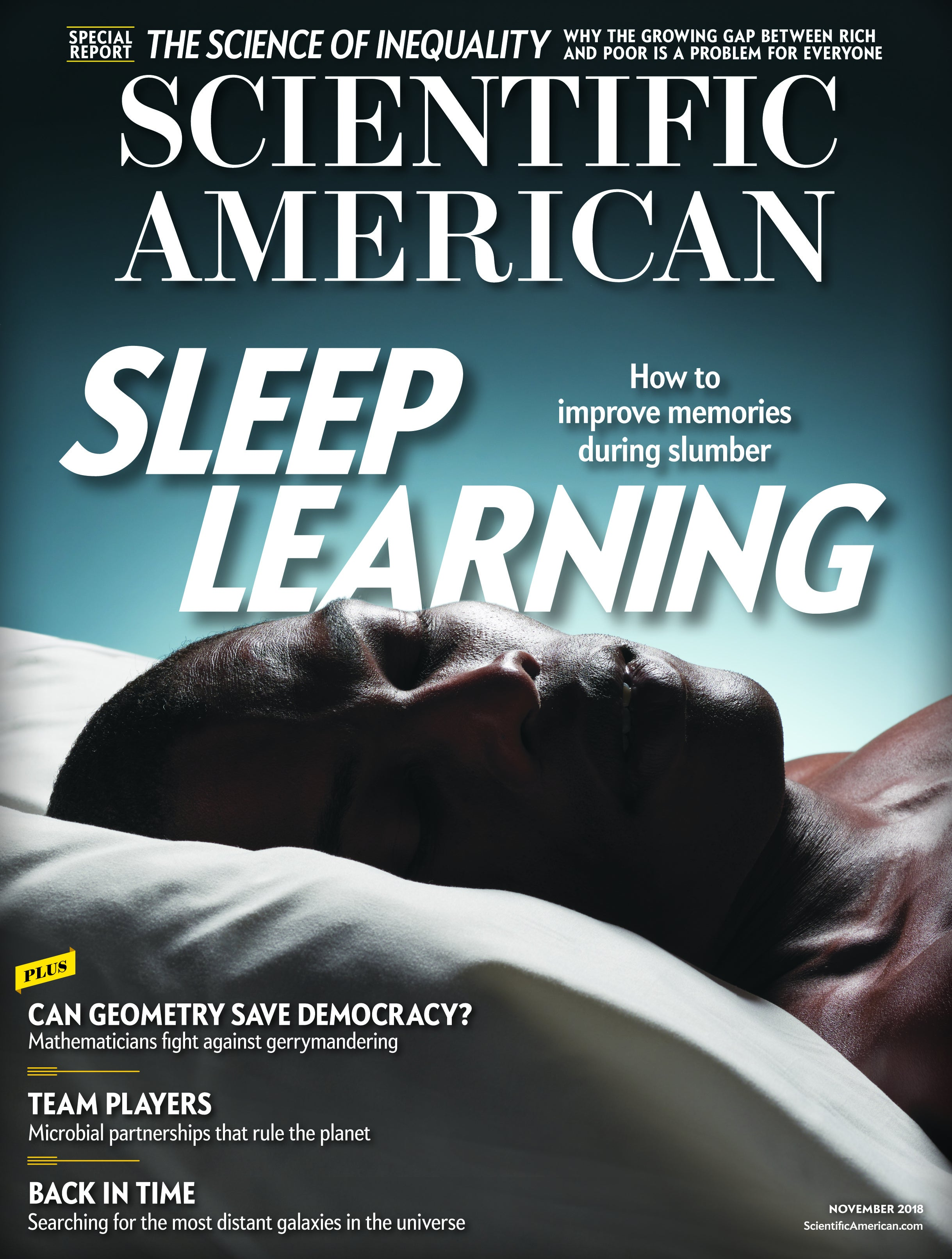 Scientific American Volume 319, Issue 5