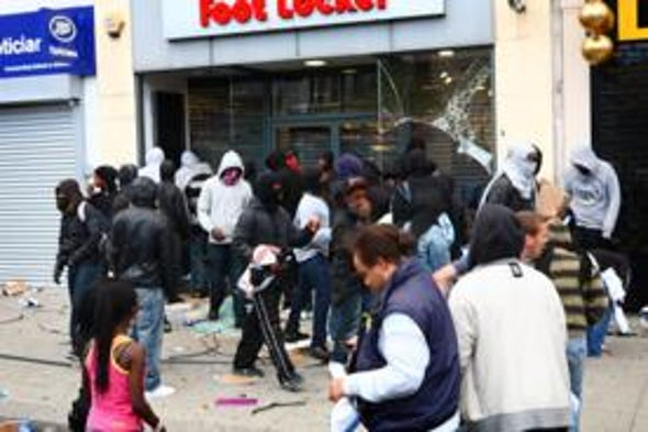 Rabble with a Cause: Were the London Riots a Spontaneous Mass Reaction or a Rational Response?