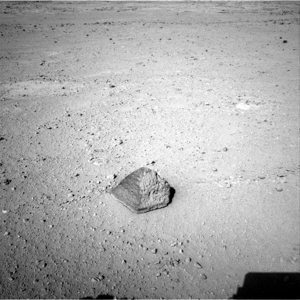 Touchy-Feely: Curiosity Rover Prepares to Make First Contact with Mars Rock
