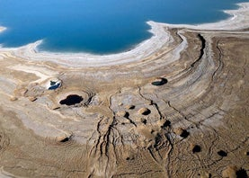 The Dead Sea Is Disappearing, but It Could Be Saved [Slide Show]