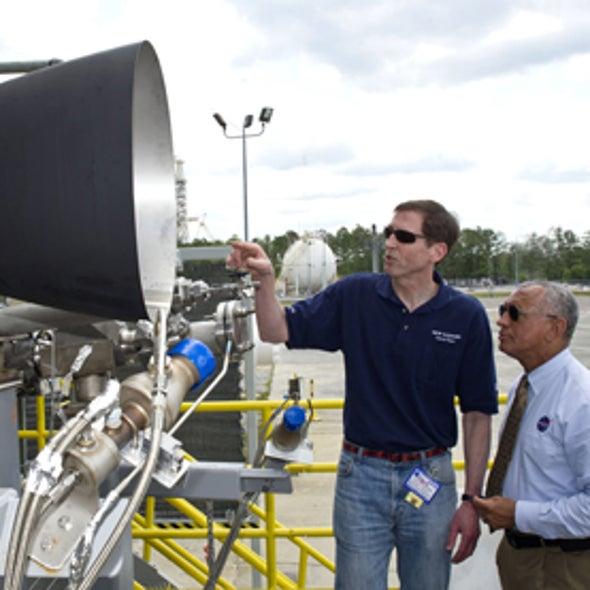 Secretive Bezos-Funded Group Reveals Spacecraft Plan Details