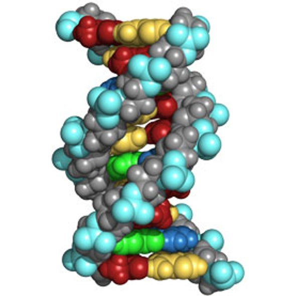 DNA at 60: Still Much to Learn