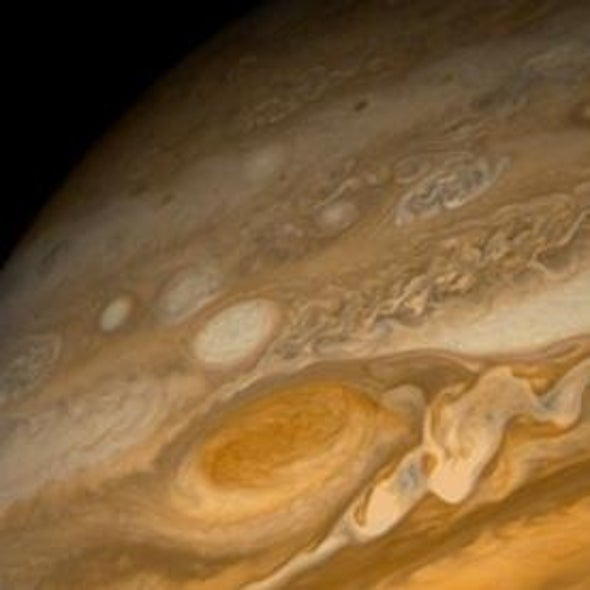 Extraterrestrial Hurricanes: Other Planets Have Huge Storms, Too