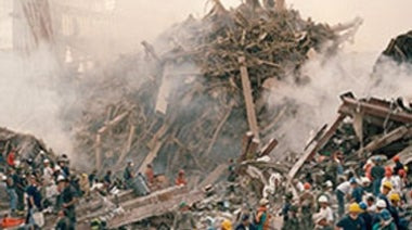 What Was in the World Trade Center Plume? [Interactive]