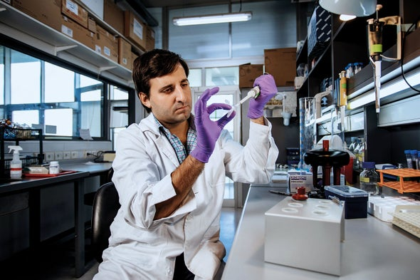 The biologist on the hunt for extracellular ribosomes
