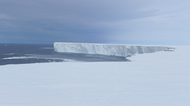 Unexpected Source Fuels Rapid Melt at World's Biggest Ice Shelf
