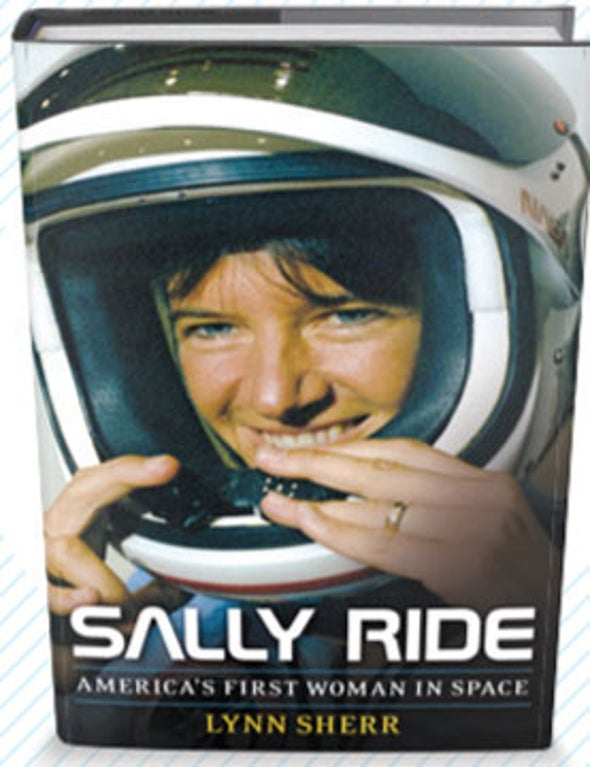 Book Review: <em>Sally Ride: America's First Woman in Space</em>