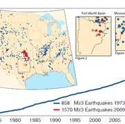 Drilling Reawakens Sleeping Faults in Texas, Leads to Earthquakes