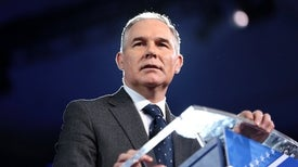 Where, Exactly, Does EPA Chief Pruitt Stand on Climate?