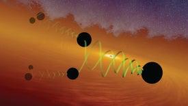 LIGO and Virgo Capture Their Most Massive Black Holes Yet