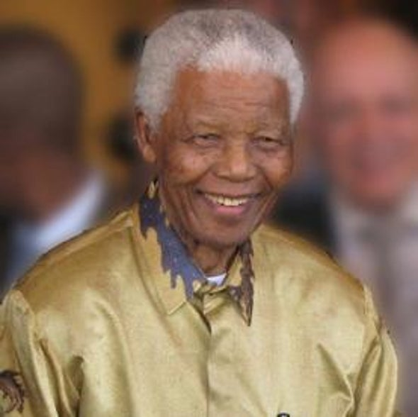 Is Age the Main Factor in Nelson Mandela's Lung Infection?