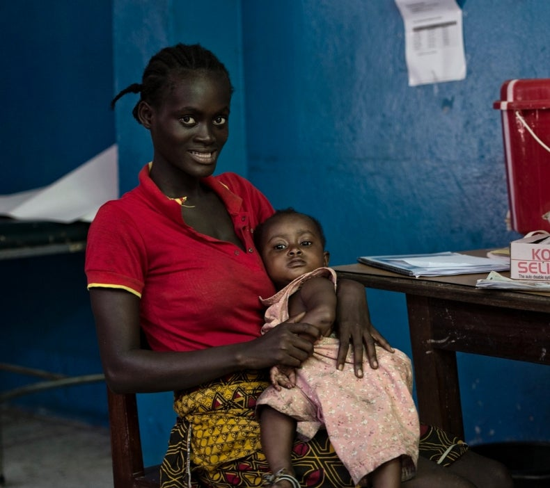 ebola in africa