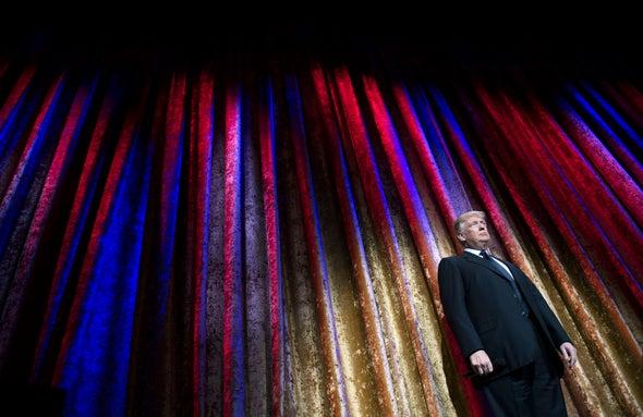 Trump Day 1: Global Warming's Fate