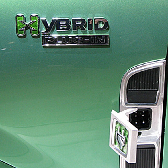 """The Future of """"Plug-In"""" Hybrids--And Recharging on the Go"""