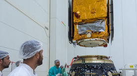 Peru Signals Space Ambitions with Earth-Monitoring Satellite