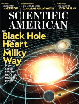 Scientific American Volume 307, Issue 2