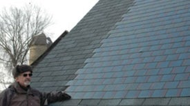 Sun Roof: Solar Panel Shingles Come Down in Price, Gain in Popularity