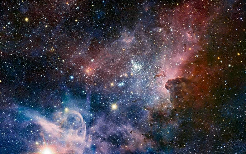Tangled Up in Spacetime