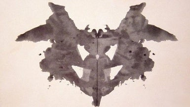 Fractal Secrets of Rorschach's Famed Ink Blots Revealed
