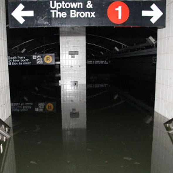 Experts Warn of Lost Chances to Storm-Proof NYC after Hurricane Sandy