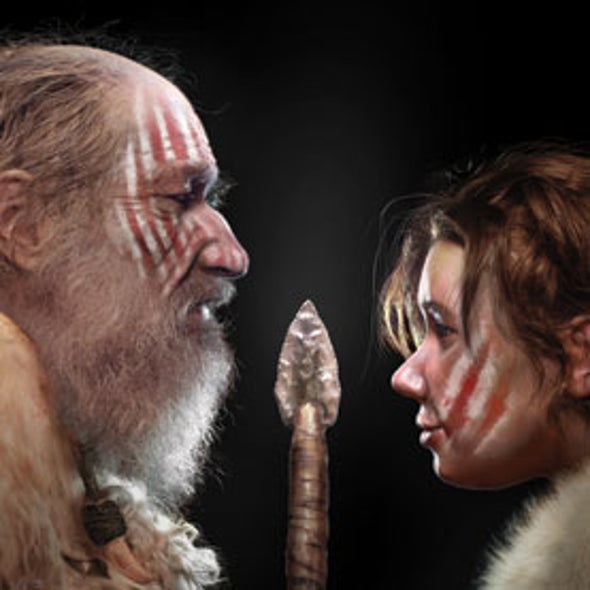 Ahead of Their Time: Neandertals and the First Grandparents