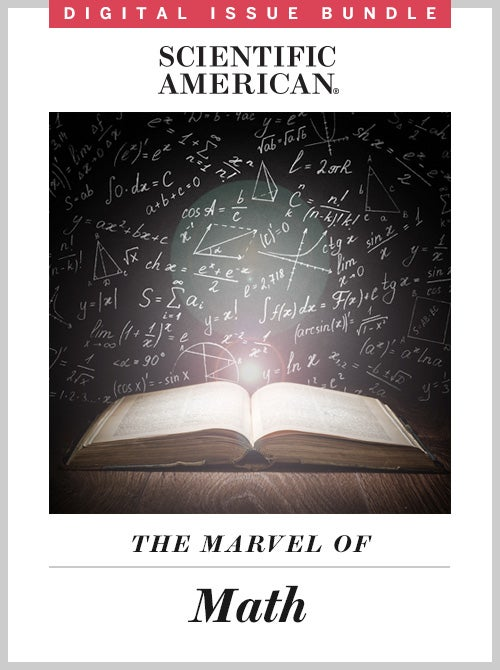 The Marvel of Math