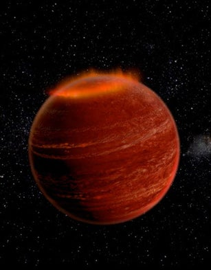 Brown Dwarf Boasts Brightest Auroras Ever Seen [Slide Show]