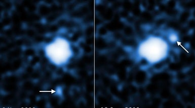 """Snow White"" the Dwarf Planet Has Its Own Moon"