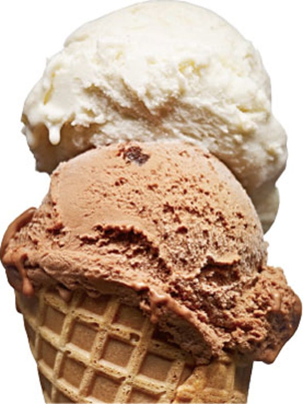 Scientists Turn to Unsaturated Fats for Healthier Ice Cream