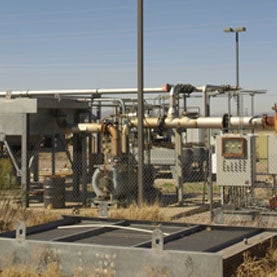 Global Methane Releases Could Be Wetlands or Wellheads