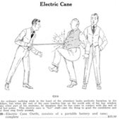 ELECTRIC CANE: