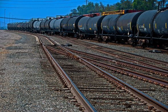 Fast-Growing Railroads Will Miss Safety System Deadline