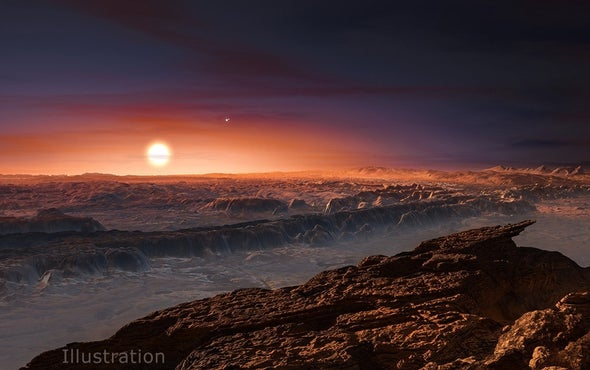 "Some ""Goldilocks"" Planets May Be Too Hot-Blooded for Life"