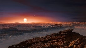 """Some """"Goldilocks"""" Planets May Be Too Hot-Blooded for Life"""