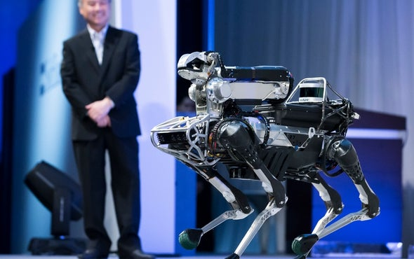 Why Do Robots Look Like Animals and Humans?