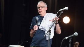 Environmental Thinker Bill McKibben Sounds Warning on Technology