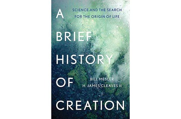 The Search for the Origin of Life [Excerpt]