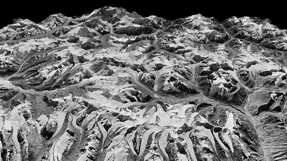 Cold War Spy Satellites Reveal Substantial Himalayan Glacier Melt