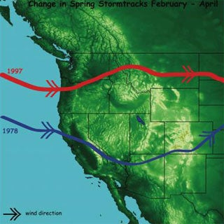 Fewer April Showers for U.S. Southwest as Climate Changes