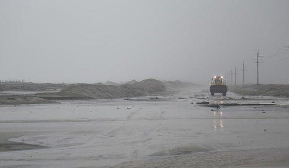 Ocean Warming Makes Floods Worse