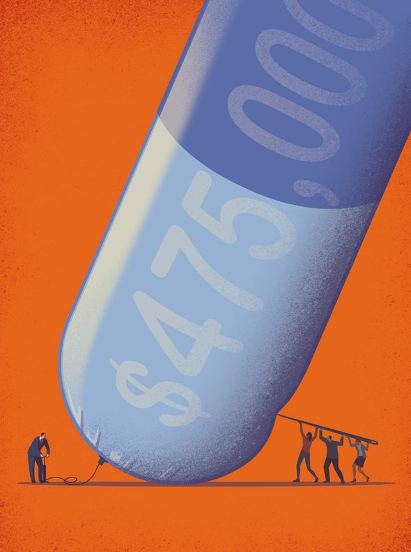 The Ethics of Million-Dollar Drugs