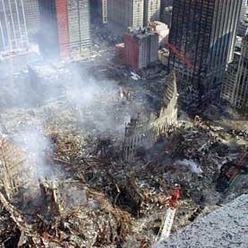 essays on 9 11 terrorist attacks