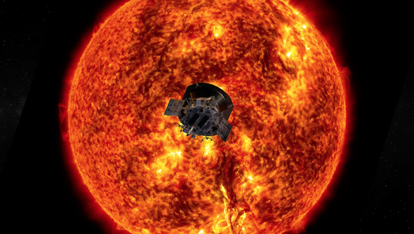 NASA's Sun-Kissing Parker Solar Probe Lifts the Veil on Our Closest Star