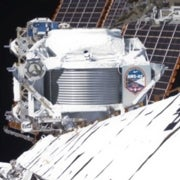 Dark Matter Signal Possibly Registered on International Space Station