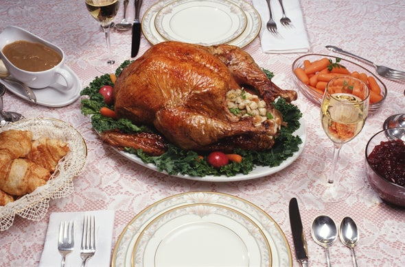 Seven Ways to Keep Discord off the Thanksgiving Table