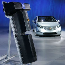 Can Chemistry Offer a Better Lithium Ion Battery?