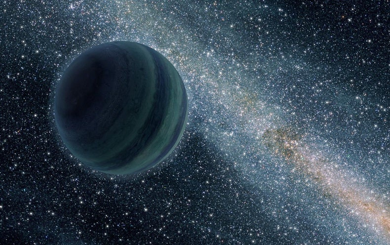 Wandering in the Void, Billions of Rogue Planets without a Home