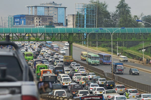 Used Car Exports Threaten Climate Goals